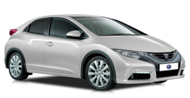 Фото Honda Civic 5d